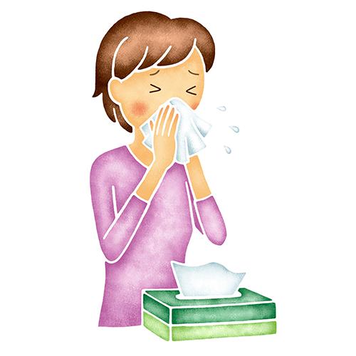 アレルギー性鼻炎とは?